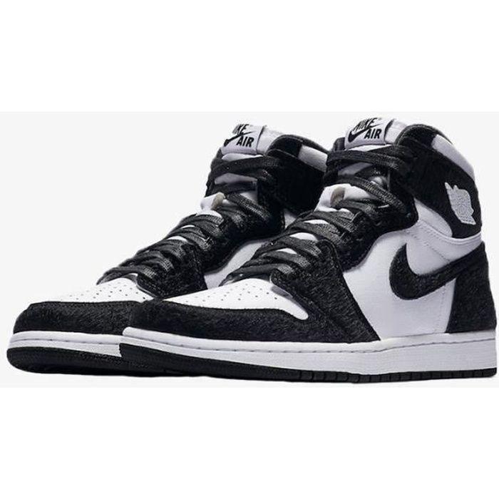 Basket Jordans 1 Jordans One AJ 1 Retro High Chaussure pour Homme ...