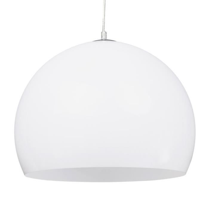 Paris prix lampe suspension boule bibury blanche achat vent - Lampe suspension boule ...