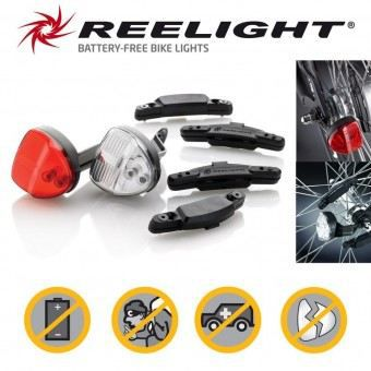 Reelight SL120 Kit d/éclairage pour v/élo