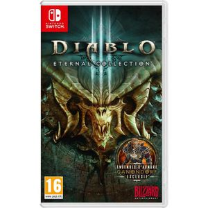 JEU NINTENDO SWITCH Diablo 3 Eternal Collection Jeu Switch
