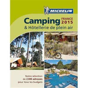 GUIDES DE FRANCE Camping & Hôtellerie de plein air France