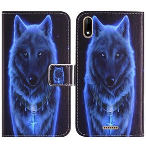 Coque wiko sunny loup