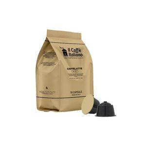 CAFÉ 96 Capsules de Cafè Lait  compatibles avec machine