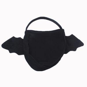 enfants tissu Halloween traiter sac 28 cm x 34-Cadeau Jouet Butin Mariage