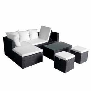 canape angle jardin achat vente pas cher. Black Bedroom Furniture Sets. Home Design Ideas