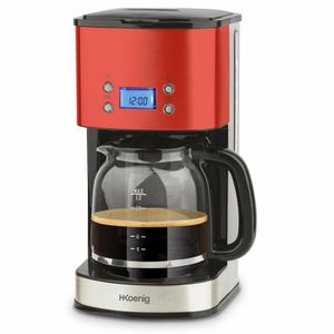 CAFETIÈRE H.KOENIG MG30 ROUGE CAFETIERE PROGRAMMABLE 12-20 T
