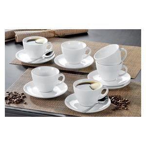 BOL Esmeyer tasses de bistro Espresso, set de 6, bl…