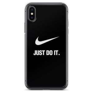 Coque nike just do it - Cdiscount
