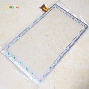 TABLETTE TACTILE RECONDITIONNÉE Vitre tactile blanche + chiffon microfibre pour AR
