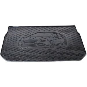 Tapis de Coffre Bac de Protection Antiderapant en Caoutchouc sur Mesure Fiat 500 08//2008-2020 Hatchback