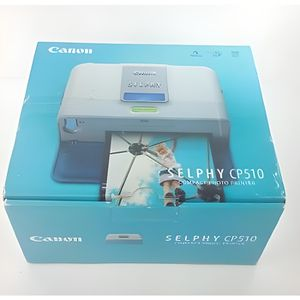APP. PHOTO INSTANTANE Canon SELPHY CP510 Compact Digital Color Photo Pri