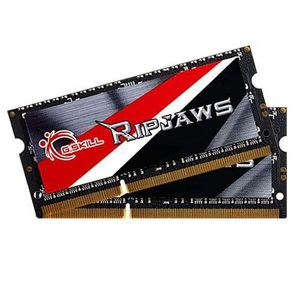 MÉMOIRE RAM G.Skill RipJaws SO-DIMM 16 Go (2 x 8 Go) DDR3 1866