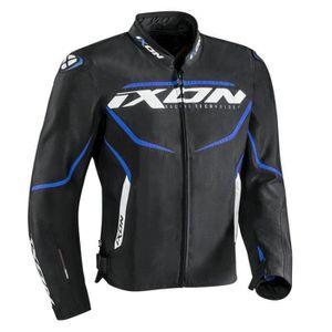 BLOUSON - VESTE IXON Blouson de moto Sprinter - Noir / Bleu