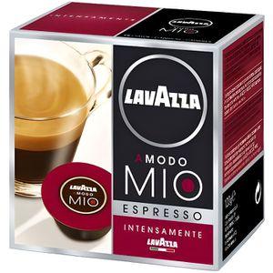 CAFÉ Dosette LAVAZZA A MODO MIO ESPRESSO INTENSAMENTE