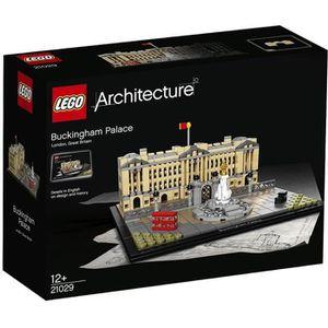 ASSEMBLAGE CONSTRUCTION LEGO® Architecture 21029 Le palais de Buckingham -