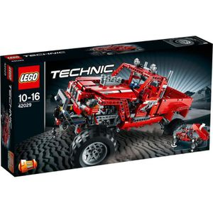 ASSEMBLAGE CONSTRUCTION LEGO® Technic 42029 Le Pick-Up Customisé