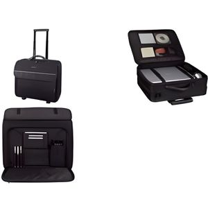 VALISE INFORMATIQUE LiGHTPAK Business Laptop-Overnighttrolley TREVI…