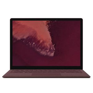ORDINATEUR PORTABLE Microsoft Surface Laptop 2 i5 8Go RAM, 256Go SSD -