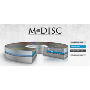 CD - DVD VIERGE M-Disc DVD imprimable (Pack de 25) 4,7 GO