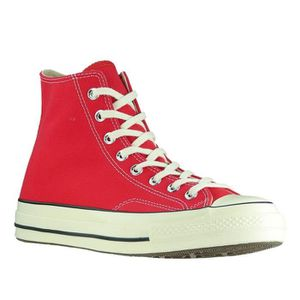 Converse Basse Homme Rouge