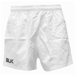 SHORT DE RUGBY Short Rugby BLK Coton Blanc