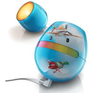 LAMPE A POSER PHILIPS 717045316 LIVINGCOLORS MICRO DISNEY PLANES