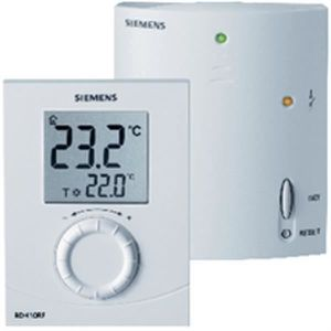 thermostats siemens achat vente thermostats siemens. Black Bedroom Furniture Sets. Home Design Ideas