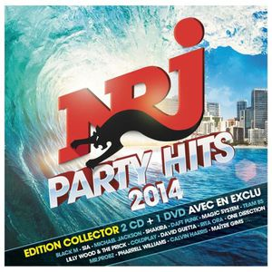CD COMPILATION Nrj Party Hits 2014 Import