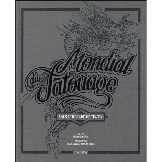 Livre Mondial Du Tatouage
