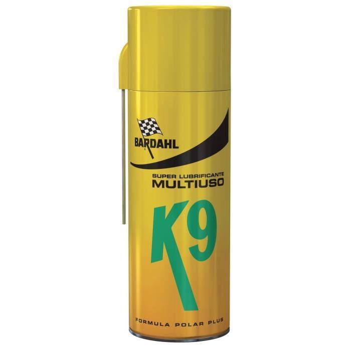 BARDAHL Hyper lubrifiant multifonction K9 Polar Plus - 400 ml