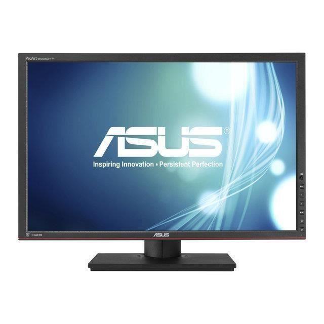 ASUS Ecran LED PA248Q - 24.1- - HDMI, DVI-D, VGA - Noir