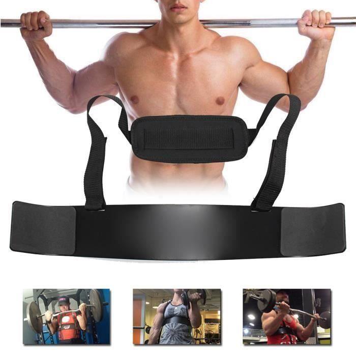 Curl Biceps Isolateur Blaster Barre De Musculation Fitness Isolator Bomber Levage Entraînement