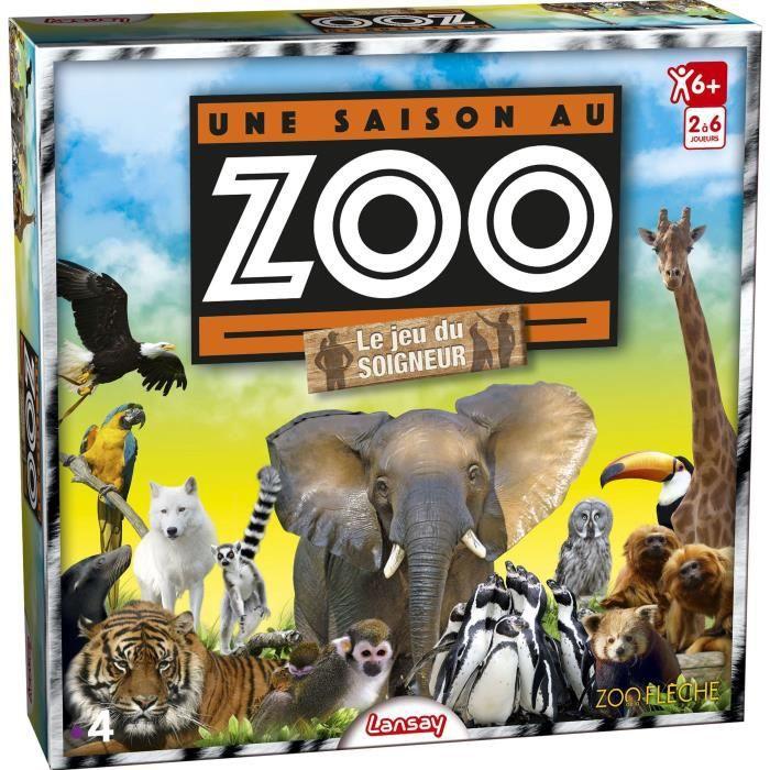 LANSAY Une Saison Au Zoo