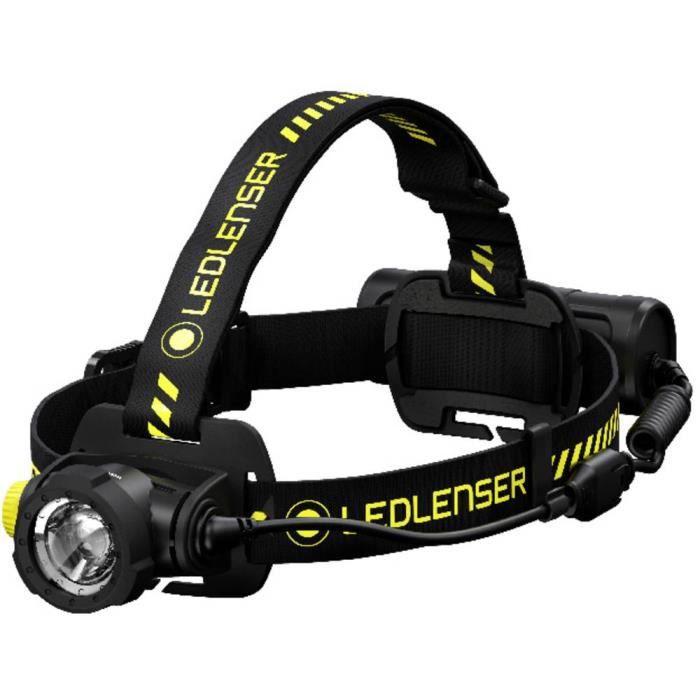 Lampe frontale Ampoule LED Ledlenser H7R Work 502195 à batterie 600 lm 60 h 1 pc(s)