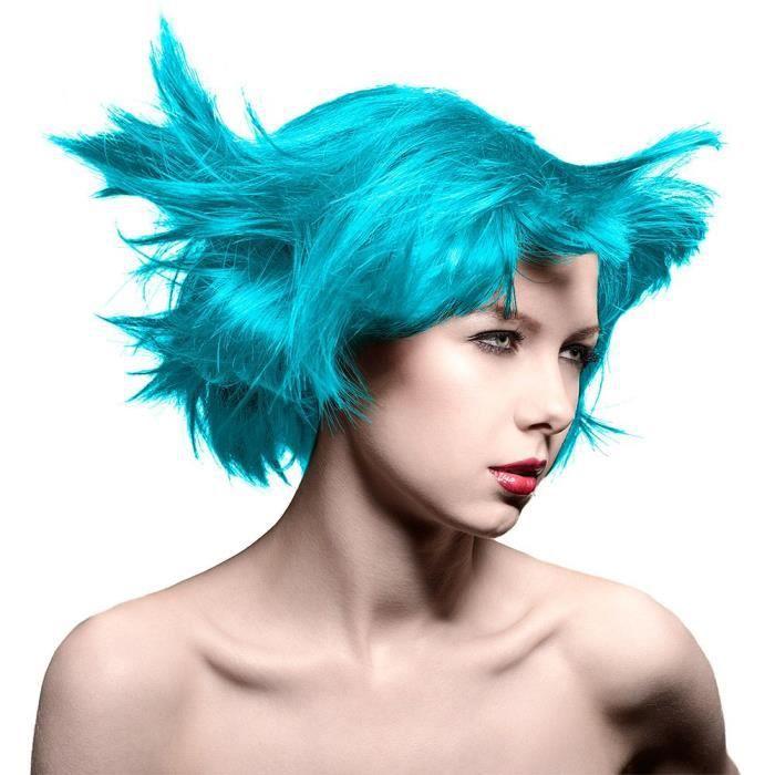 Coloration semi-permanente Manic Panic High Voltage Classic Atomic Turquoise