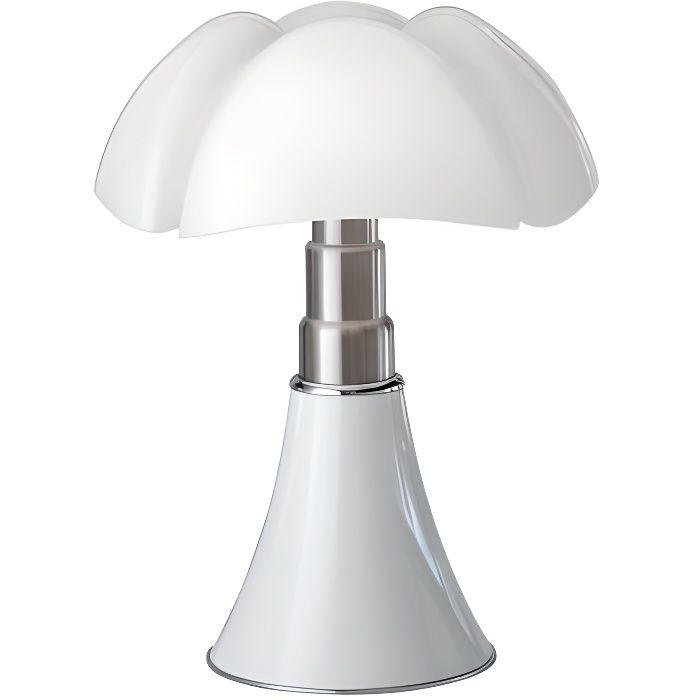 Lampe PIPISTRELLO Original - Blanc - H66 à 86 cm