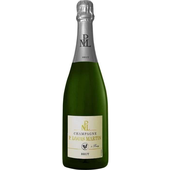 Champagne Paul Louis Martin Brut - 75 cl