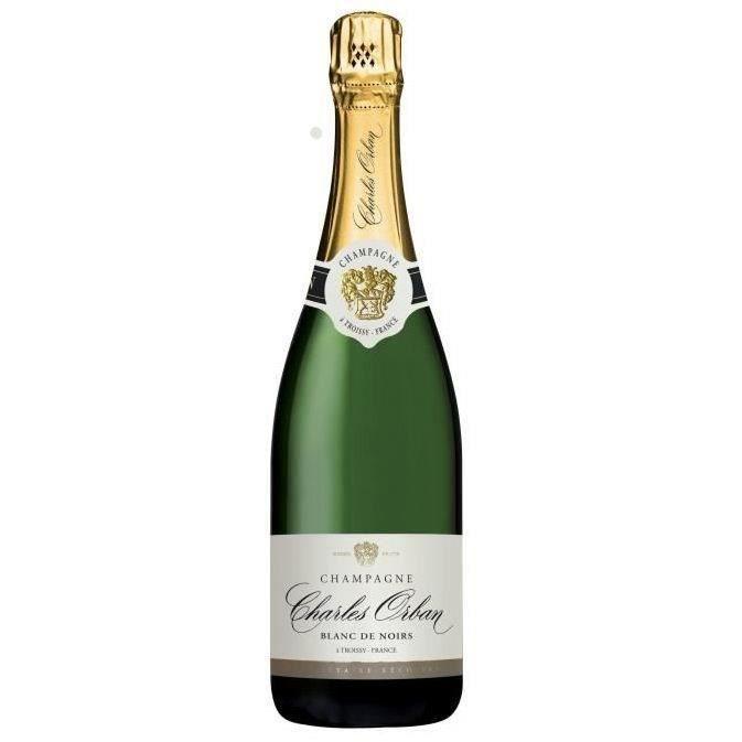 Champagne Charles Orban Blanc de noirs Brut - 75 cl
