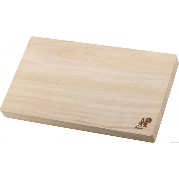 Planche à découper Miyabi haut de gamme bois Hi...
