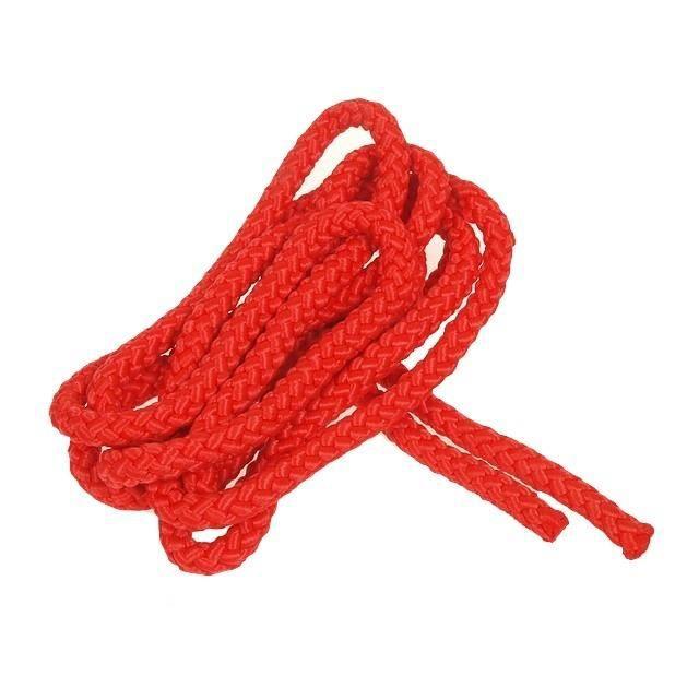 Corde à sauter Gy01 corde a sauter rouge