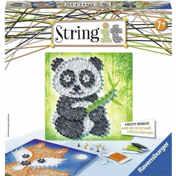 String It midi: Panda & Fox