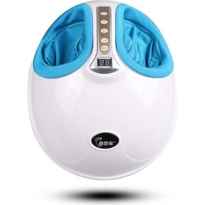 Appareil de Massage pour Pieds Thermique Relax Cushion pied à pied Foot massage électrique de l'appareil de raclage de pied chauffé