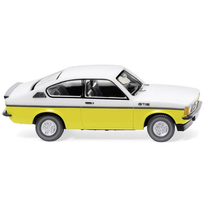 VEHICULE MINIATURE ASSEMBLE - ENGIN TERRESTRE MINIATURE ASSEMBLE - Opel H0 Wiking 022902 1 pc(s)