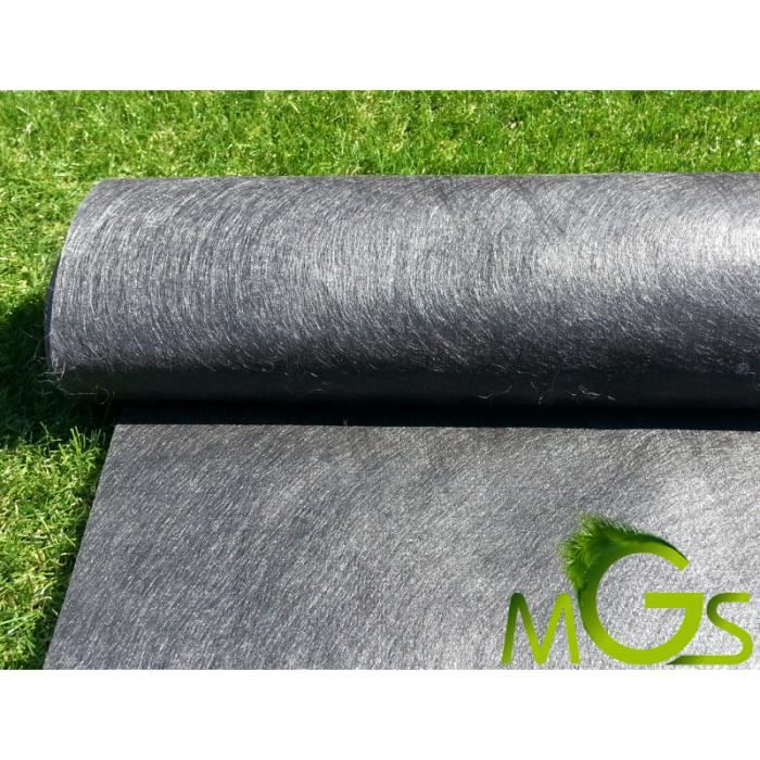 good pack m geotextile noir m xm clous with film anti uv castorama with lino antidrapant. Black Bedroom Furniture Sets. Home Design Ideas