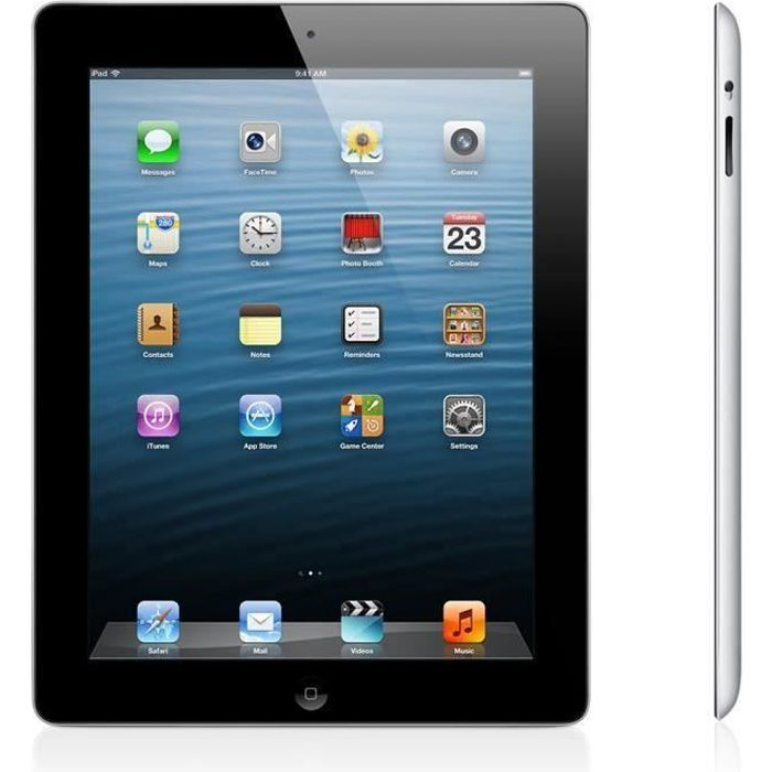 TABLETTE TACTILE Apple iPad 2 16GB WiFi Noir