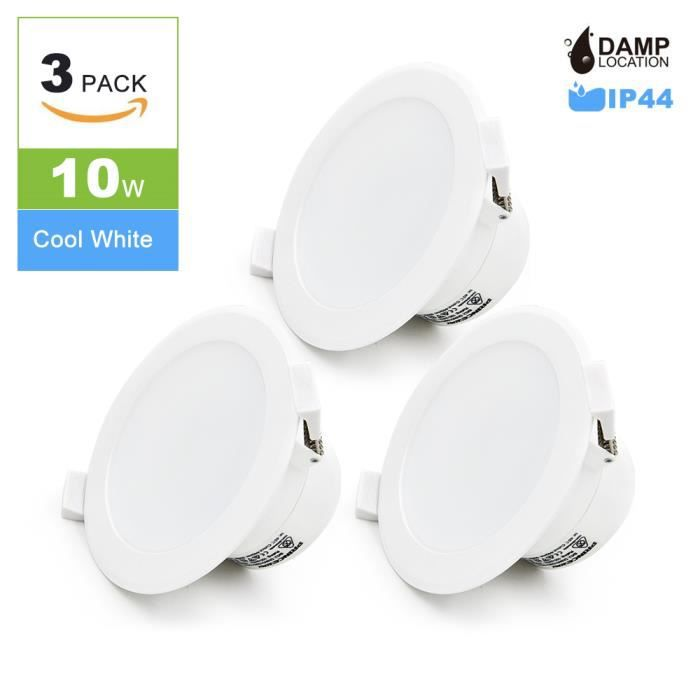 Lot spot led encastrable interieur achat vente lot spot led encastrable interieur pas cher - Spot led encastrable plafond pas cher ...
