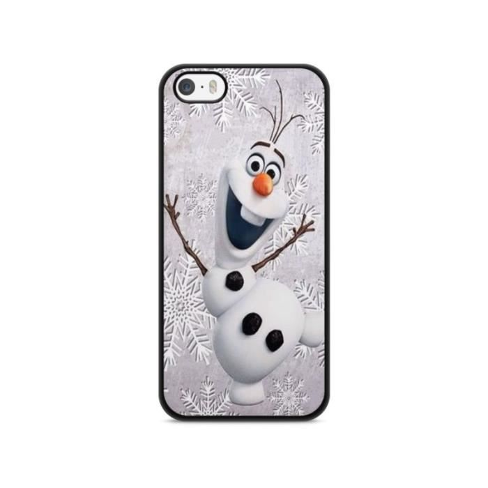 coque iphone 4 4s olaf reine des neiges snow noe