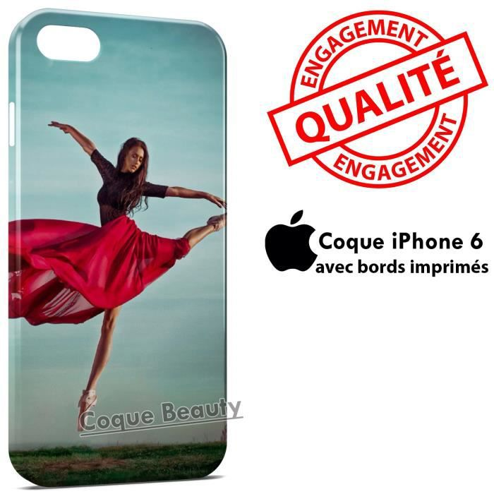 coque iphone 6 danseuse