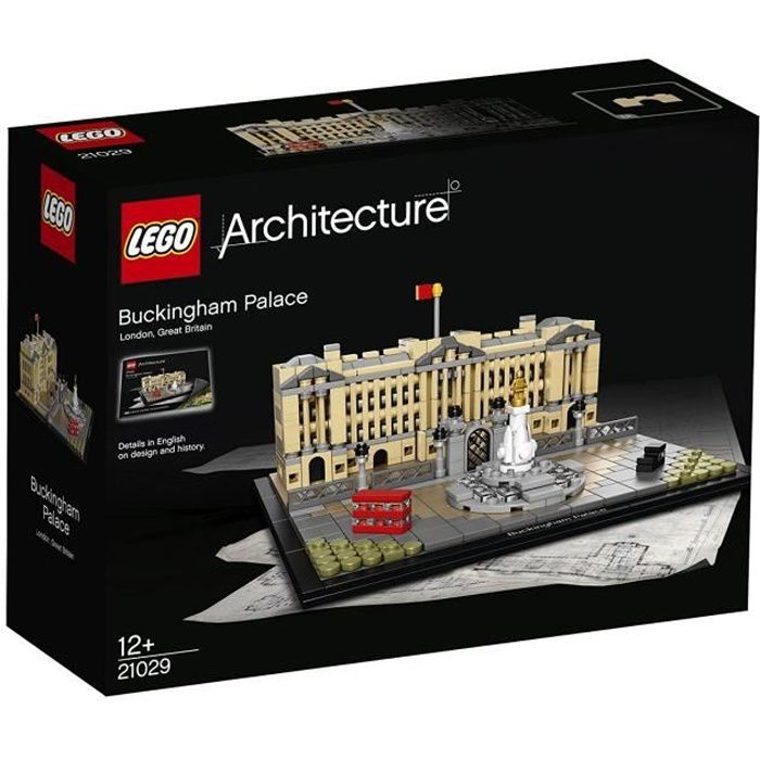 lego architecture achat vente pas cher soldes d s le 10 janvier cdiscount. Black Bedroom Furniture Sets. Home Design Ideas