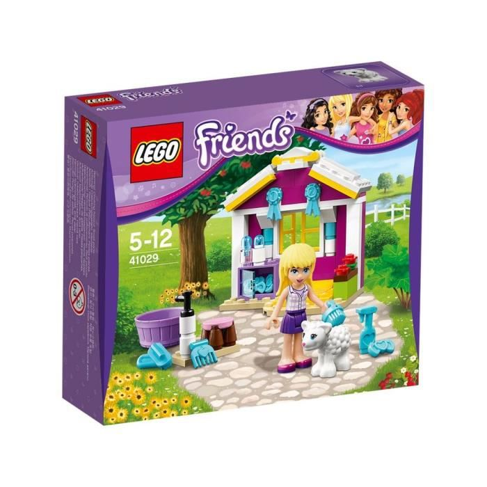 lego friends 41029 st phanie son b b mouton achat. Black Bedroom Furniture Sets. Home Design Ideas